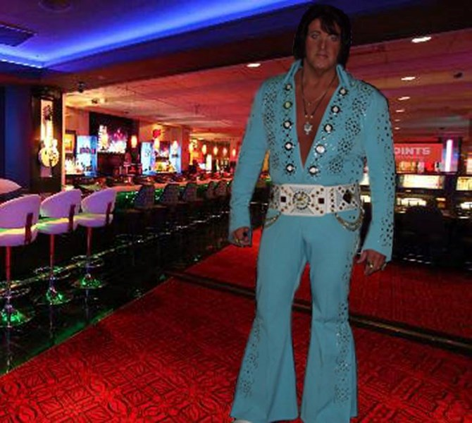 Jamie Harris' Shadows of The King Tribute Show - Elvis Impersonator - Charleroi, PA