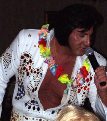Jamie Harris' Shadows of The King Tribute Show | Elizabeth, PA | Elvis Impersonator | Photo #1