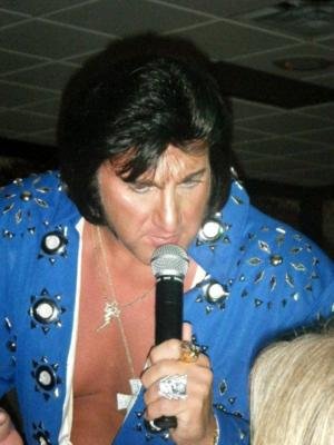 Jamie Harris' Shadows of The King Tribute Show | Elizabeth, PA | Elvis Impersonator | Photo #9