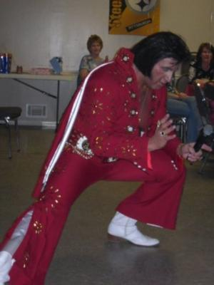 Jamie Harris' Shadows of The King Tribute Show | Elizabeth, PA | Elvis Impersonator | Photo #8