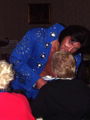 Jamie Harris' Shadows of The King Tribute Show | Elizabeth, PA | Elvis Impersonator | Photo #2
