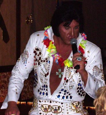 Jamie Harris' Shadows of The King Tribute Show | Elizabeth, PA | Elvis Impersonator | Photo #3