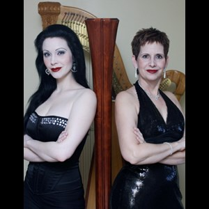 Florida Harpist | The Elegant Harp: Esther & AnnaLisa Underhay
