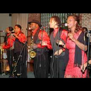 Lillian Motown Band | The Tip-tops