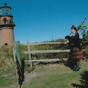Falmouth, MA Bagpiper | Pipe Major Sheldon C. Hamblin, Bagpiper, Cape Cod