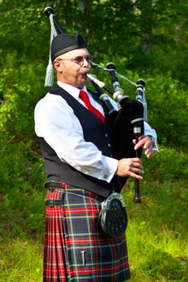 Pipe Major Sheldon C. Hamblin, Bagpiper, Cape Cod | Falmouth, MA | Bagpipes | Photo #15