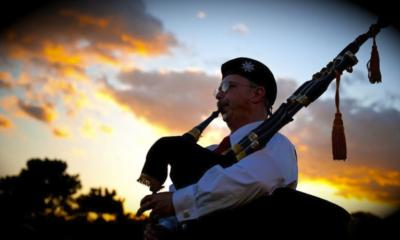 Pipe Major Sheldon C. Hamblin, Bagpiper, Cape Cod | Falmouth, MA | Bagpipes | Photo #13