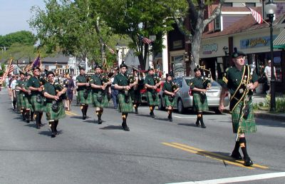 Pipe Major Sheldon C. Hamblin, Bagpiper, Cape Cod | Falmouth, MA | Bagpipes | Photo #2