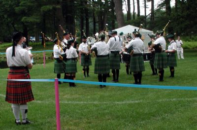 Pipe Major Sheldon C. Hamblin, Bagpiper, Cape Cod | Falmouth, MA | Bagpipes | Photo #3