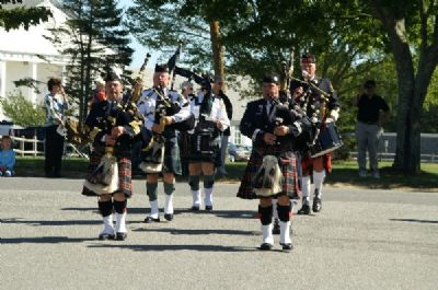 Pipe Major Sheldon C. Hamblin, Bagpiper, Cape Cod | Falmouth, MA | Bagpipes | Photo #5