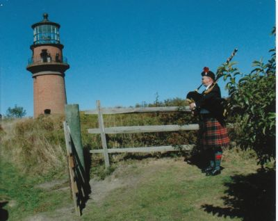 Pipe Major Sheldon C. Hamblin, Bagpiper, Cape Cod | Falmouth, MA | Bagpipes | Photo #7