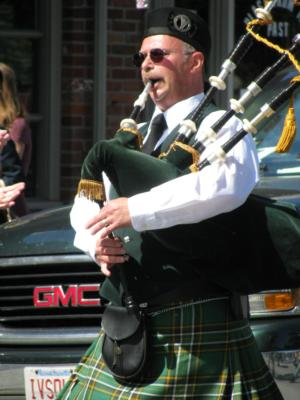 Pipe Major Sheldon C. Hamblin, Bagpiper, Cape Cod | Falmouth, MA | Bagpipes | Photo #12