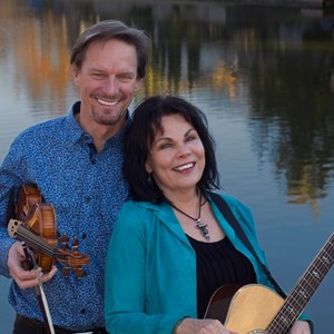 Silver Acoustic Duo | McLeod Nine String Duo