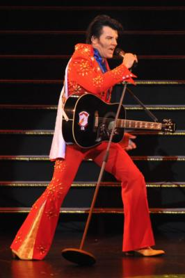 Elvis In Vegas - Greg Miller | Las Vegas, NV | Elvis Impersonator | Photo #3