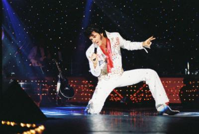 Elvis In Vegas - Greg Miller | Las Vegas, NV | Elvis Impersonator | Photo #2