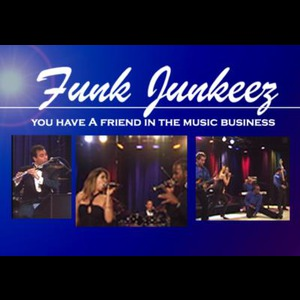 Granite Springs Top 40 Band | The Funk Junkeez