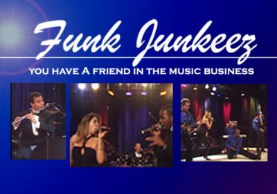 The Funk Junkeez | New York, NY | Top 40 Band | Photo #1