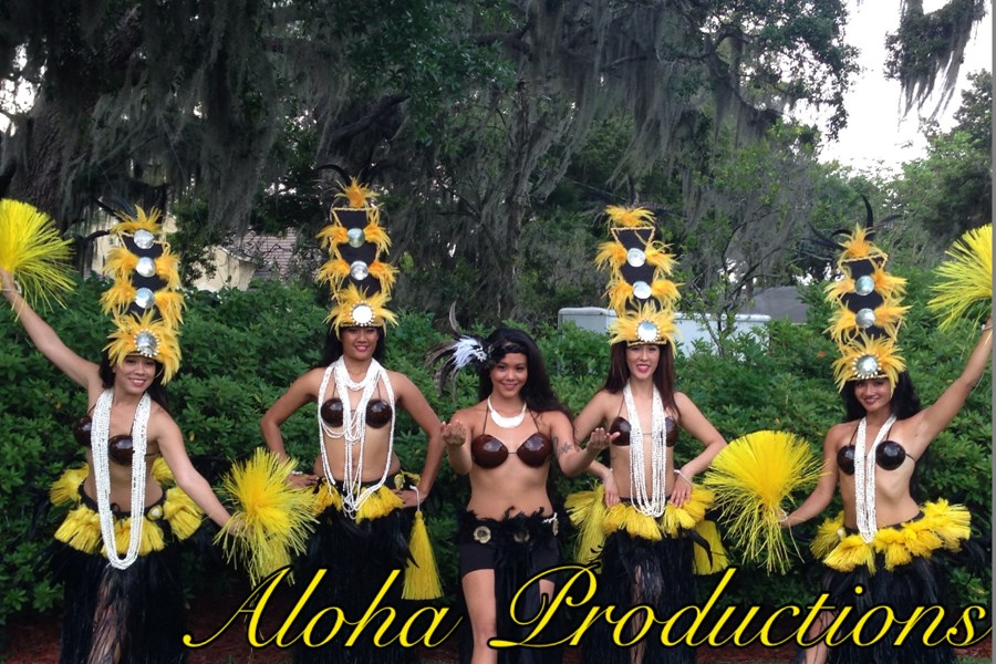 Aloha Productions Inc - Hula Dancer - Winter Park, FL