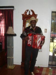 Prince Albert Zydeco Band | Bennie & The Swampgators