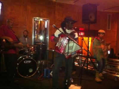 Bennie & The Swampgators | Long Beach, CA | Zydeco Band | Photo #9