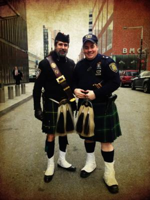 'The NYC Piper' | New York City, NY | Celtic Bagpipes | Photo #10