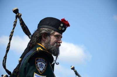 'The NYC Piper' | New York City, NY | Celtic Bagpipes | Photo #16