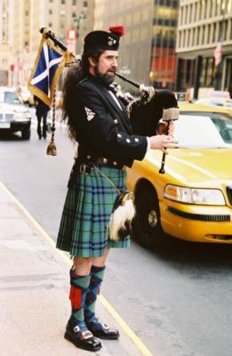 'The NYC Piper' | New York City, NY | Celtic Bagpipes | Photo #15