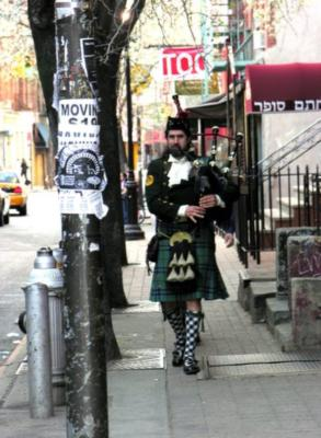 'The NYC Piper' | New York City, NY | Celtic Bagpipes | Photo #21