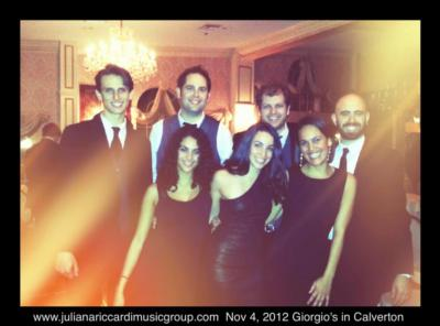 Juliana Riccardi Music Group | New York, NY | Cover Band | Photo #11