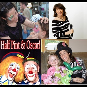 Scandia Caricaturist | Face Painting-Balloons-Clowns by A Touch of Magic