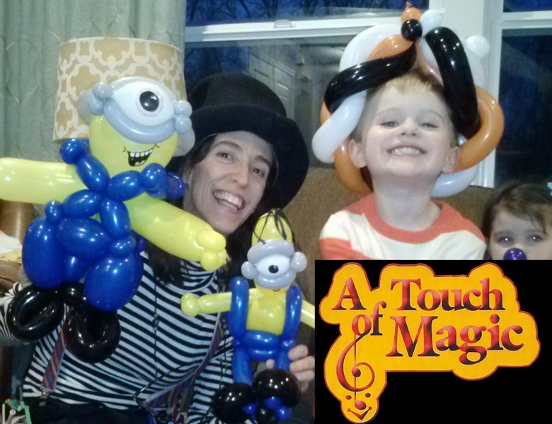 A Touch Of Magic Family Comedy Entertainment