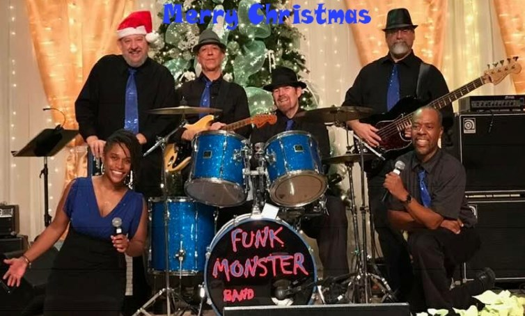 The Funk Monster Band - Cover Band - Tampa, FL