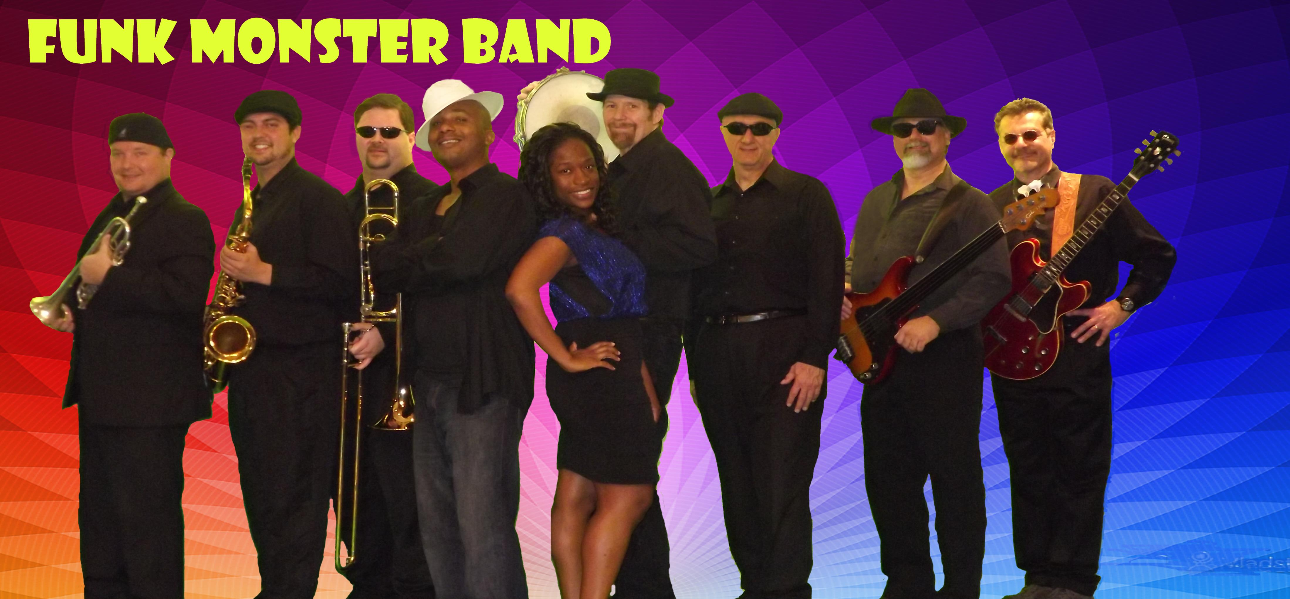 The Funk Monster Band