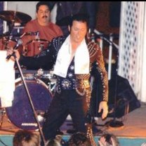 West Manchester Elvis Impersonator | Steve Chuke