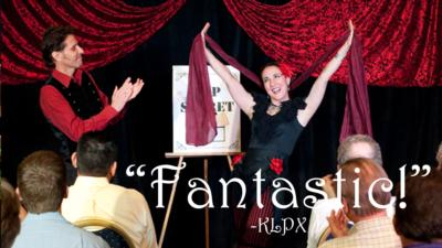 Dance Of Illusion - Exciting Magical Events | Phoenix, AZ | Magician | Photo #15