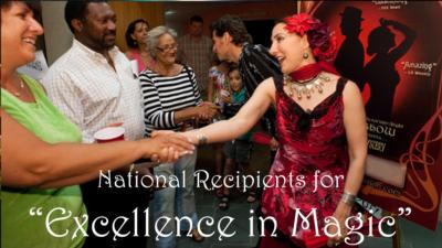 Dance Of Illusion - Exciting Magical Events | Phoenix, AZ | Magician | Photo #20