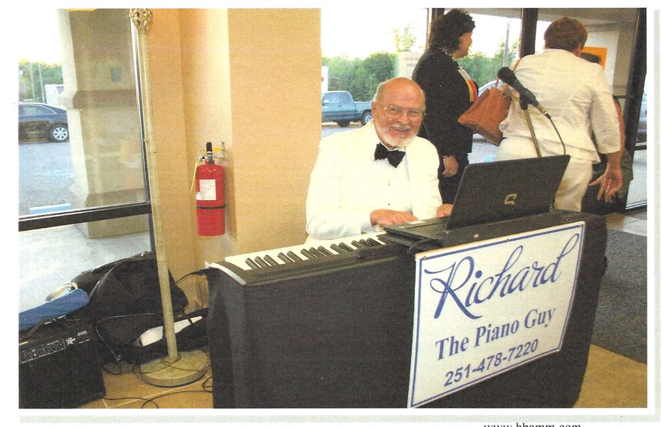 Richard The Piano Guy - Pianist - Loxley, AL