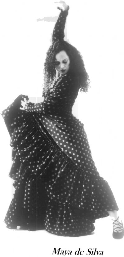 Maya de Silva Y Flamenco Revolucion | New York, NY | Flamenco Dancer | Photo #4