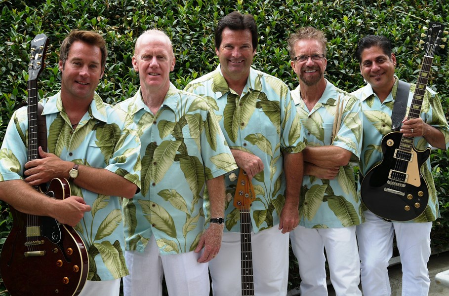 Surf City Allstars - Beach Boys Tribute Band - Los Angeles, CA