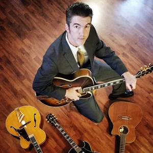 Young Harris Jazz Ensemble | Kevin Van Sant - Jazz Guitarist