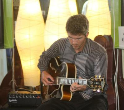 Kevin Van Sant - Jazz Guitarist | Durham, NC | Jazz Ensemble | Photo #8