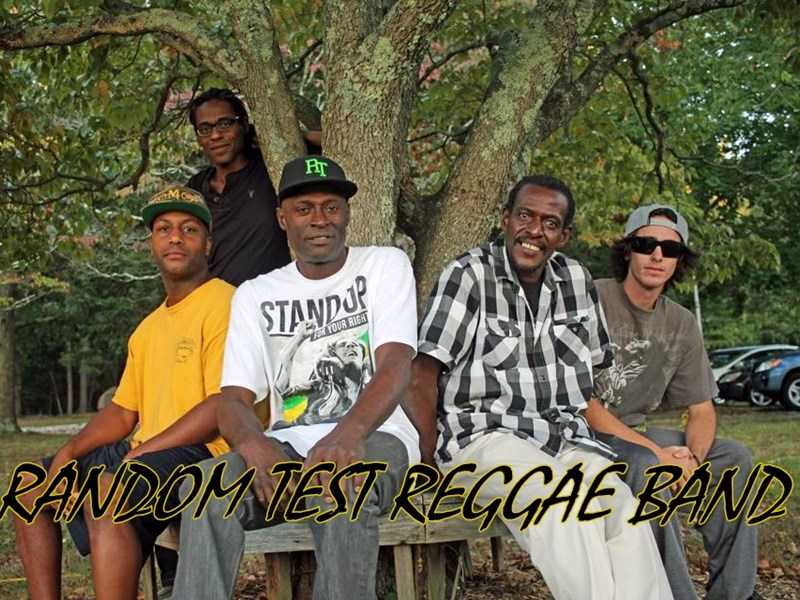 Random Test Reggae Band - Reggae Band - Red Bank, NJ