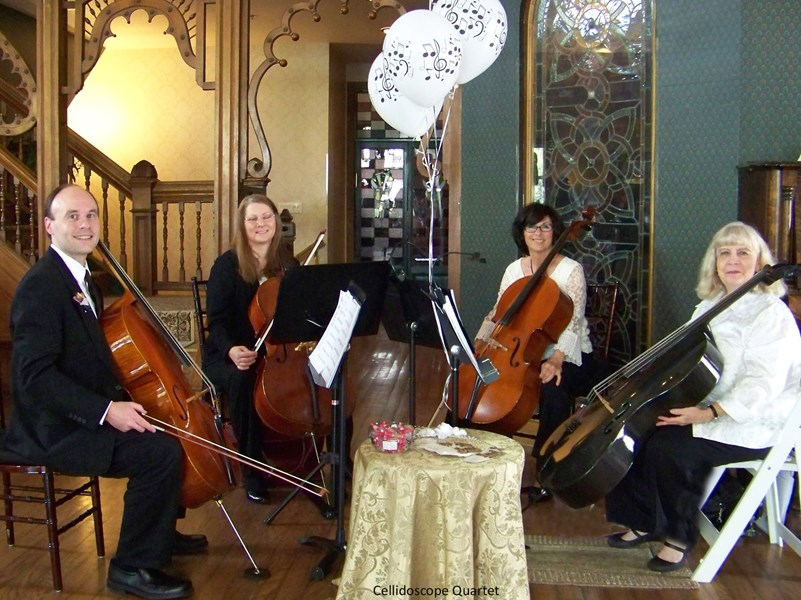 Cellidoscope String  Quartet! - String Quartet - Denver, CO