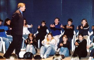 Christopher Pemberton Stage Hypnotist   - Hypnotist - Seattle, WA