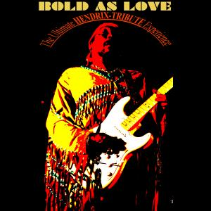 BOLD AS LOVE - Jimi Hendrix Tribute - Tribute Band - New York City, NY