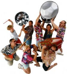 OD TAPO IMI Tropical Pop & Steel Drums! - Steel Drum Band - Geneva, IL