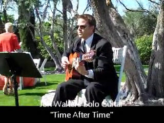 Jon Walters | San Diego, CA | Guitar | Time After Time