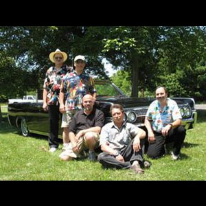 Flicksville 50s Band | The Left Edge Classic Rock Band