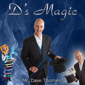 Harrisburg Street Magician | Mr. Dave Thomen of D`s Magic