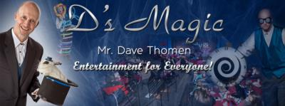 Mr. Dave Thomen of D`s Magic | Baltimore, MD | Magician | Photo #25